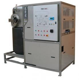 Apparaat voor behandeling van industriele water